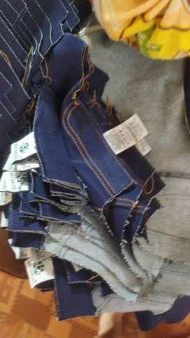 Se necesita operario de prendas de jean
