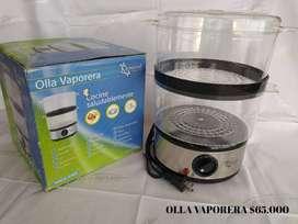 OLLA VAPORERA