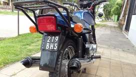 Vendo Jawa 350 Blue Style impecable !.