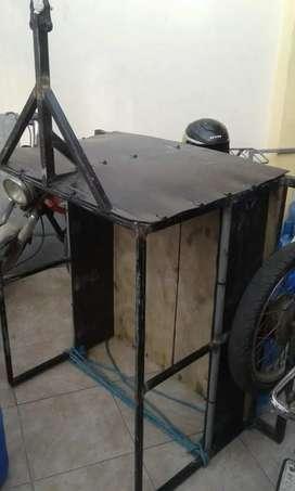 carretón para moto