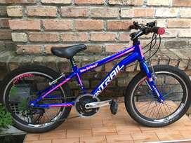 Bicicleta Pequeña rin 20