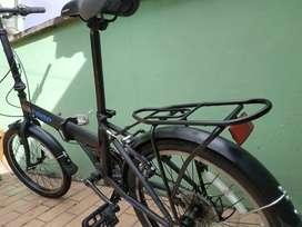 Vendo bicicleta plegable!