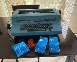 Maquina de Escribir Electrica IBM