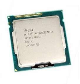 Procesador Intel Celeron G1610.