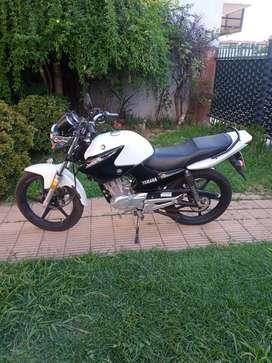 En venta yamaha ybr 125 cc modelo 2017