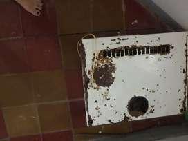 Extractor de aire d cocina