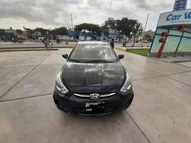 Vendo Hyundai Accent 2017 COMO NUEVO Ocasión  8700usd