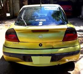 Chevrolet Tigra 2006 Nafta y GNC