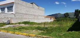 Venta Terreno Sangolqui Valle de Los Chillos Urb. San Francisco Santa Clara Espe