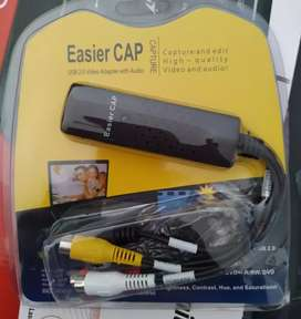 Capturador de video y sonido easycap