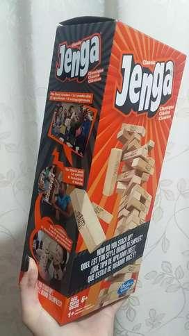 Vendo Jenga casi nuevo