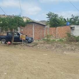 Vendo terreno en Puerto López