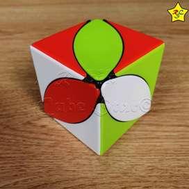 Ivy Cube Cubo Rubik Fanxin Mod Skewb Lvy - Stickerless