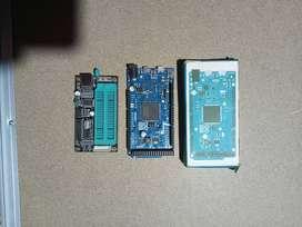 Arduino Due Original + Grabador de Pics