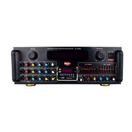 Amplificador Profesional Estéreo Alquimia Sound Ka-1553bl