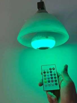 Bombillo parlante Led Bluetooth