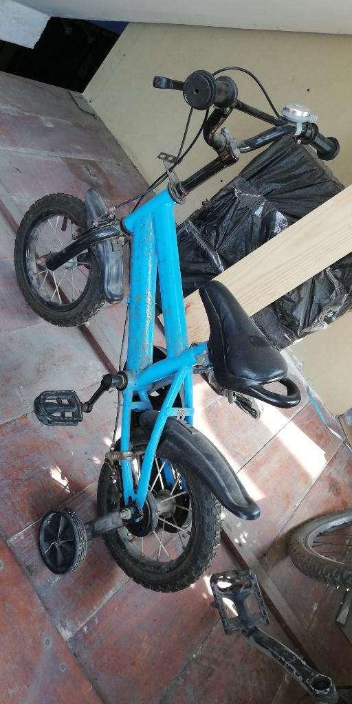 Bicicleta Niño Aro 12 0