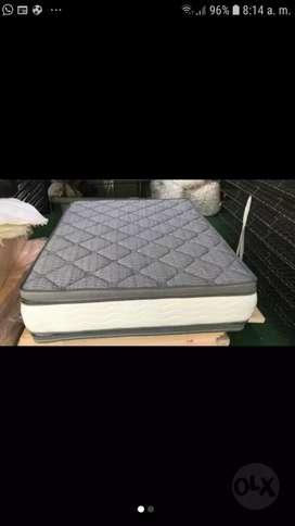 Oferta navidad Colchon doble pillow 140x190 fábrica