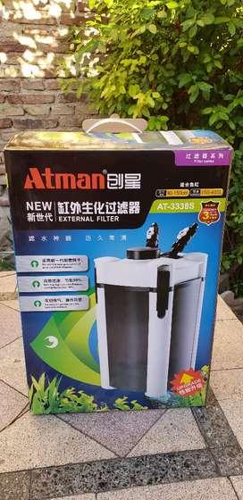 Filtro para Pecera Botellon Atman AT-3338S