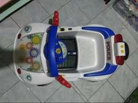 Carro de Batería+Control Remoto