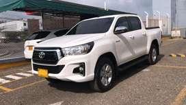 Toyota Hilux Blindada 2020 2.4 Diesel 4x4 Mecanica