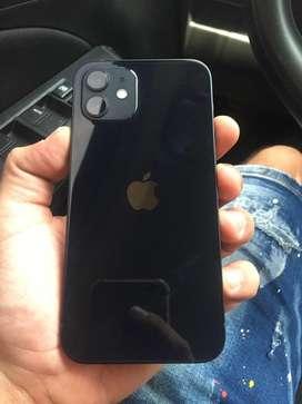 Iphone 12 64gb color negro