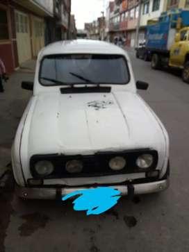 Renault 4 máster venta o permuta