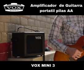 Amplificador para guitarra electrica VOX