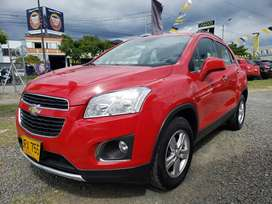 Chevrolet Tracker Automático 2015 - Pereira