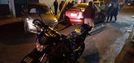 Vendo moto shineray 200gy6