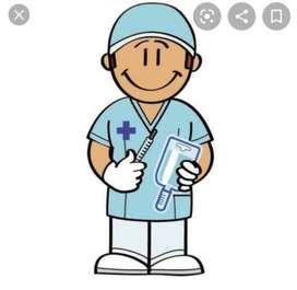 Técnico en Enfermeria