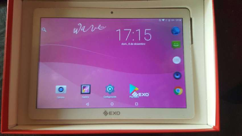 tablet EXO WAVE modelo i110 b 0