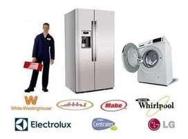 en MANGA Reparacion, Instalación y mantenimiento de Neveras, Lavadoras y secadoras a Domicilio Samsung LG Whirlpool Mabe
