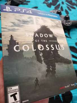 Shadow of the colossus, ps 4