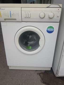 lavarropas automático carga frontal