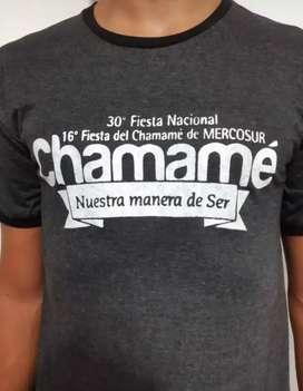 Remeras Del Festival Del Chamamé 2020