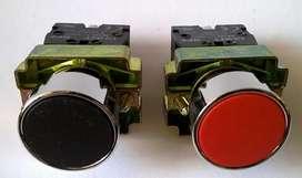 Botón Pulsador 22mm Nuevo