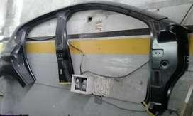 Lateral 208 palio  cevro traque maqinas levanta vidrio