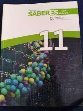 SABERES QUIMICA 11