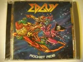 cd edguy rocket ride sellado
