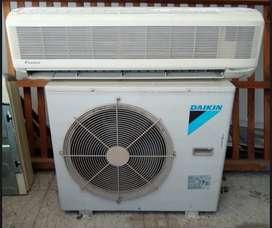 aire acondicionado Daikin 5100 frio calor