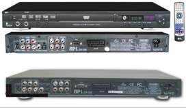 Api Dv-330 Reproductor De Dvd/cdg Karaoke - Vga Out
