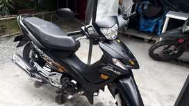 Se vende hermosa moto como nueva