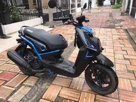 Moto Yamaha Bws X Motard Modelo 2020