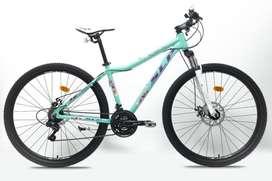Bicicleta Mtb SLP 25 LADY Pro R29