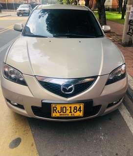 Mazda 3 sedan, 1.6 mecanico
