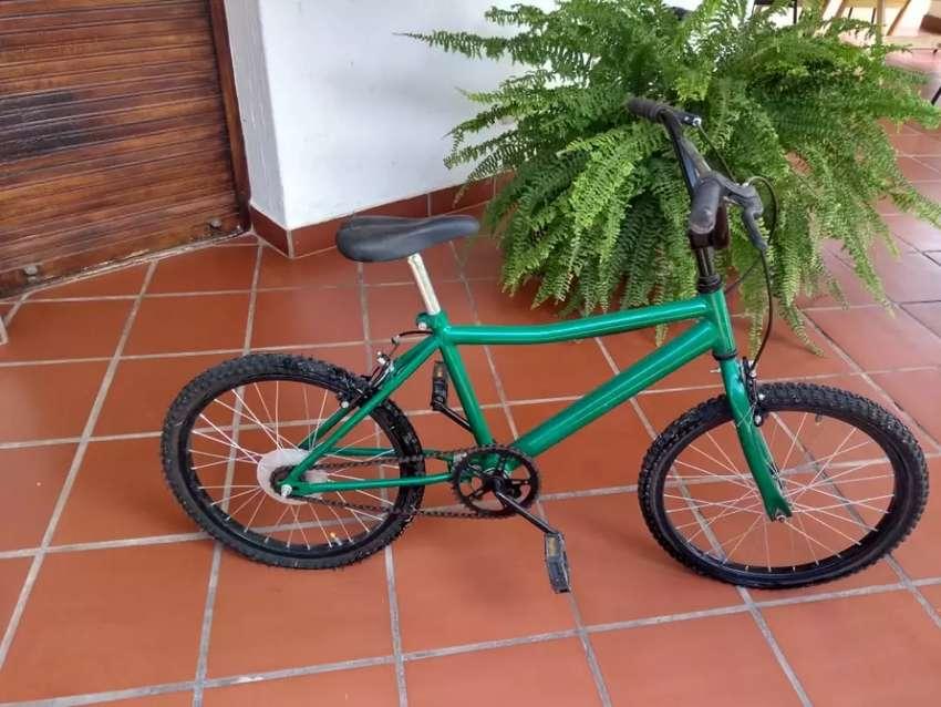 Oportunidad Bici Rodado 20 - Excelente estado 0