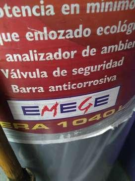 Termotanque Emege Alta Recuperación Usado a Gas. Excelente uso. 1040 LTS de recuperación