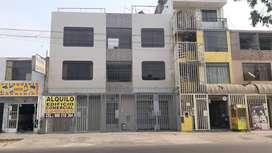Alquilo edificio  Av  Los Postes Oeste 165, San Juan de Lurigancho