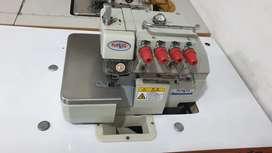Máquina fileteadora industrial